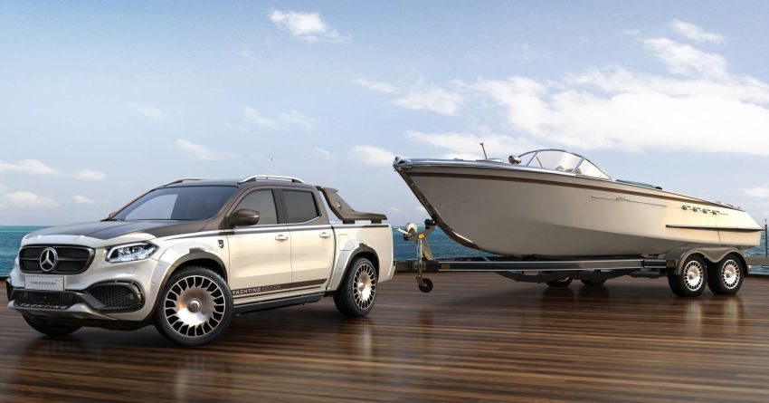 Carlex Design introduces range-topping Exy Yachting conversion kit for Mercedes-Benz X-Class – RM313k! Image #902804