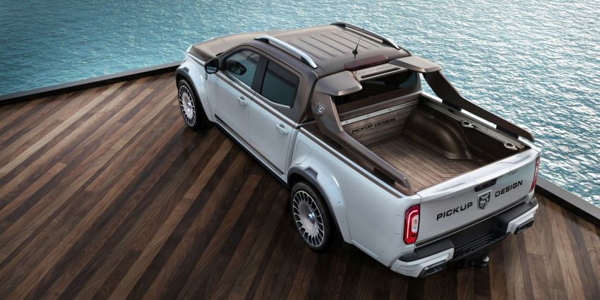 Carlex Design introduces range-topping Exy Yachting conversion kit for Mercedes-Benz X-Class – RM313k! Image #902806