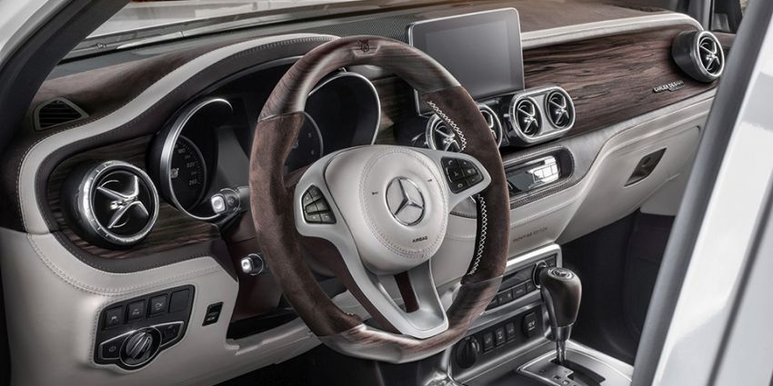 Carlex Design introduces range-topping Exy Yachting conversion kit for Mercedes-Benz X-Class – RM313k! Image #902808