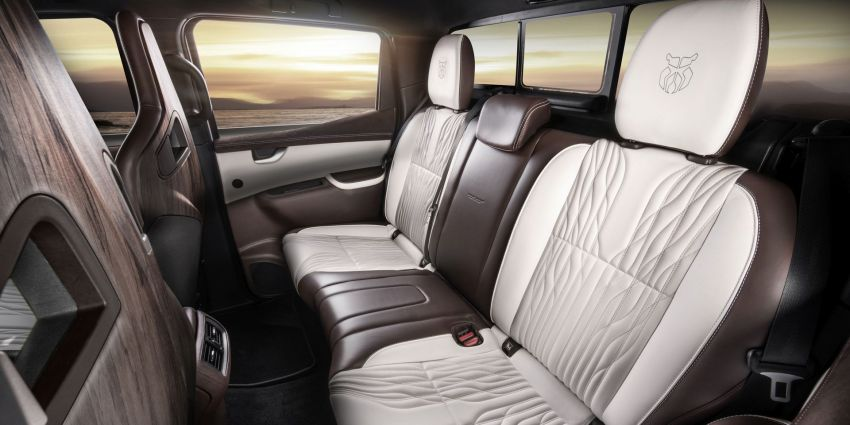 Carlex Design introduces range-topping Exy Yachting conversion kit for Mercedes-Benz X-Class – RM313k! Image #902809