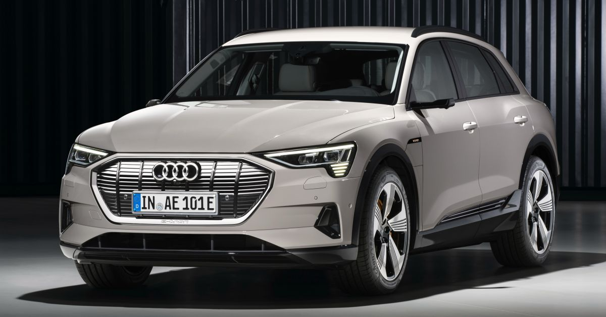 New Audi Compact Electric Suv Due In 2021 Most