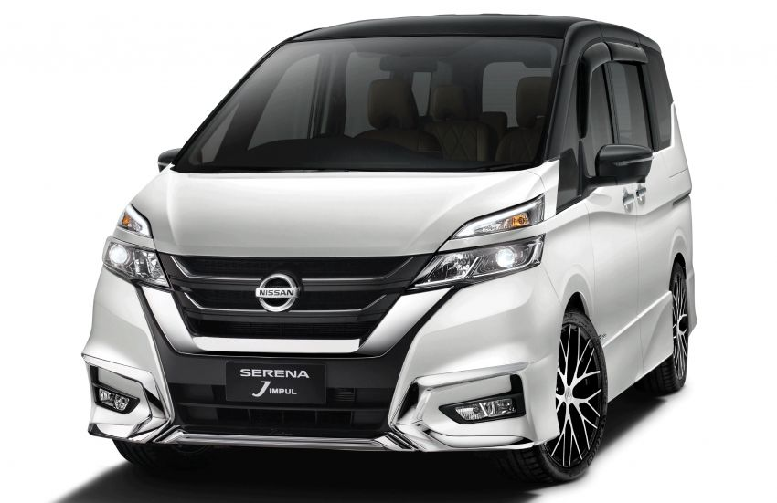 C27 Nissan Serena <em>J</em> Impul in Malaysia – from RM148k Image #899334