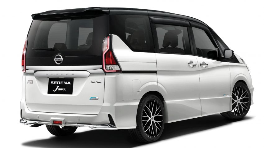 C27 Nissan Serena <em>J</em> Impul in Malaysia – from RM148k Image #899335