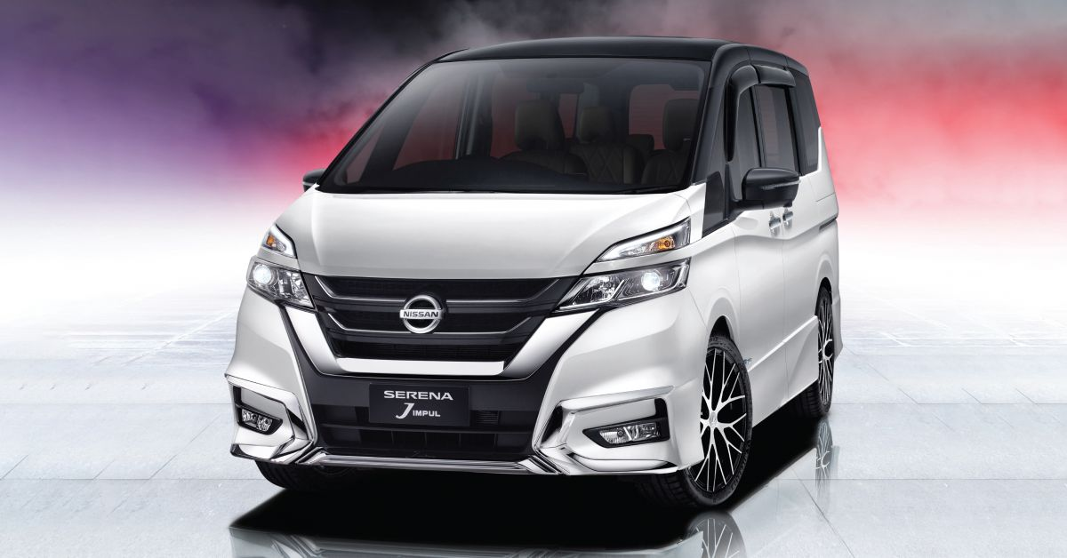 c27 nissan serena j impul in malaysia - from rm148k