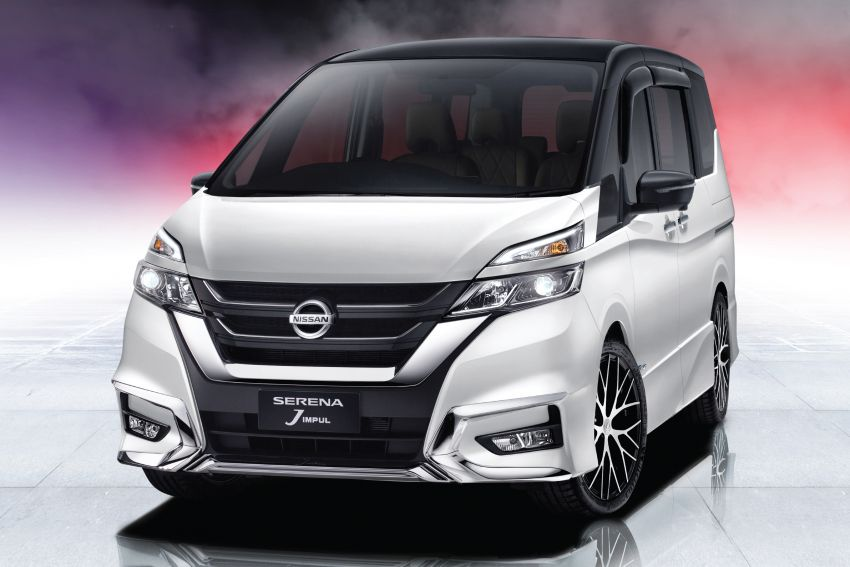 c27 nissan serena j impul in malaysia - from rm148k 2019