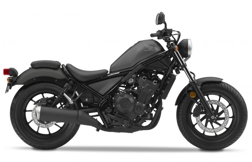 2019 Honda Rebel and X-ADV in new colours  – Rebel at RM32,399, X-ADV priced at RM63,299 and RM65,499 Image #905093
