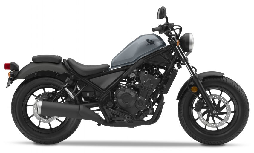 2019 Honda Rebel and X-ADV in new colours  – Rebel at RM32,399, X-ADV priced at RM63,299 and RM65,499 Image #905095