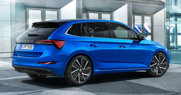 2019 Skoda Scala Debuts New Mqb A0 Platform High Tech 1 5l Tsi