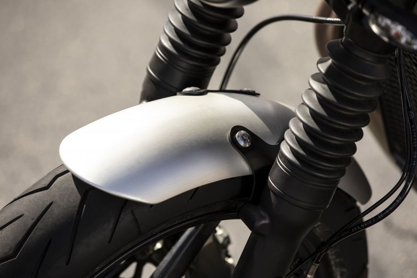 2019 Triumph Speed Twin unveiled – 97 PS, 112 Nm Image #898834