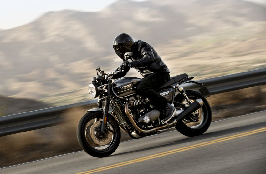 2019 Triumph Speed Twin unveiled – 97 PS, 112 Nm Image #898854