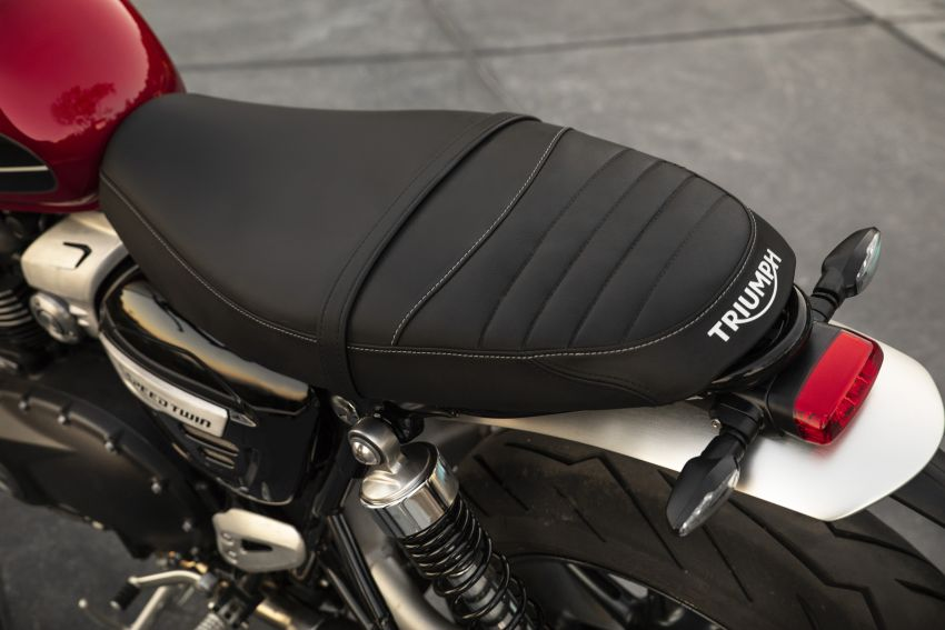 2019 Triumph Speed Twin unveiled – 97 PS, 112 Nm Image #898855