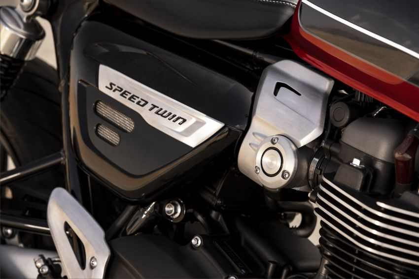 2019 Triumph Speed Twin unveiled – 97 PS, 112 Nm Image #898857