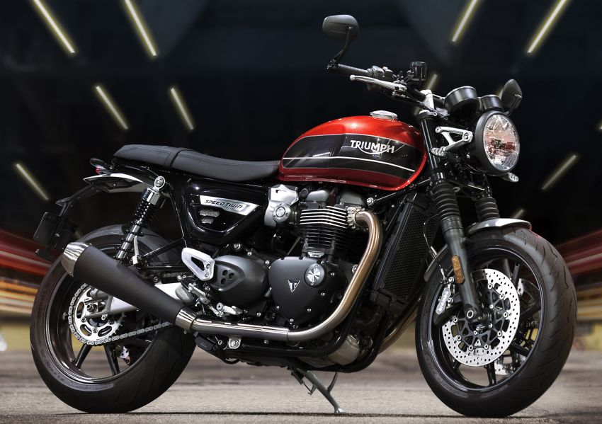 2019 Triumph Speed Twin unveiled – 97 PS, 112 Nm Image #898860
