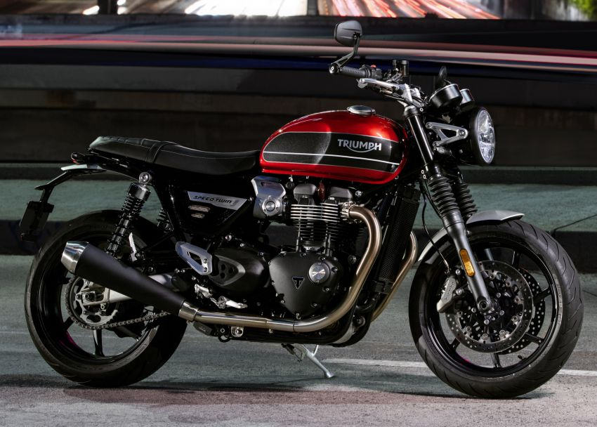 2019 Triumph Speed Twin unveiled – 97 PS, 112 Nm Image #898861