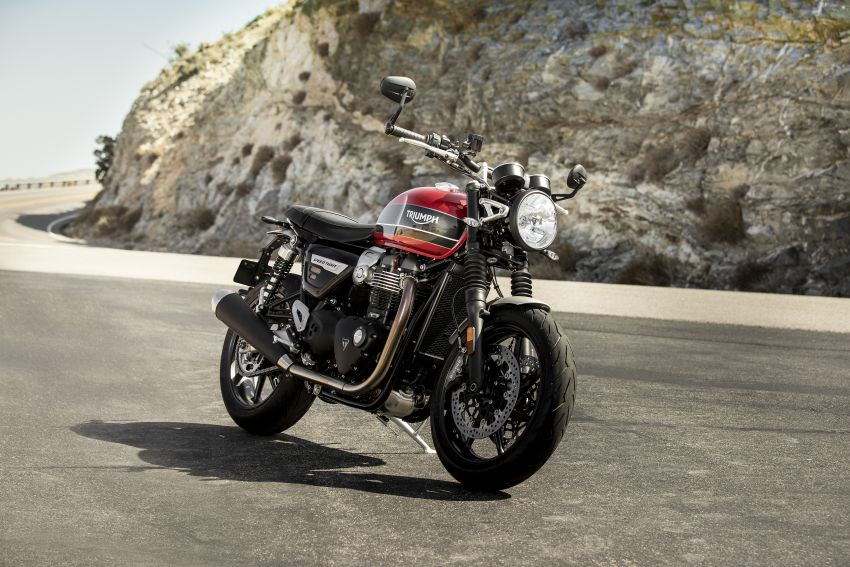 2019 Triumph Speed Twin unveiled – 97 PS, 112 Nm Image #898862