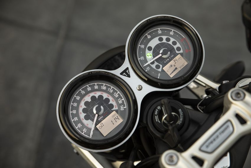 2019 Triumph Speed Twin unveiled – 97 PS, 112 Nm Image #898864