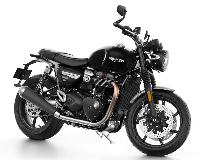 2019 Triumph Speed Twin unveiled – 97 PS, 112 Nm Image #898865