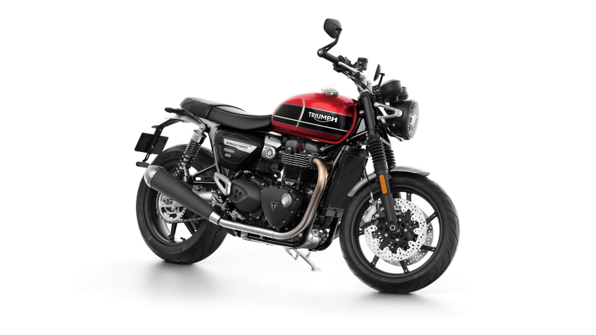2019 Triumph Speed Twin unveiled – 97 PS, 112 Nm Image #898866