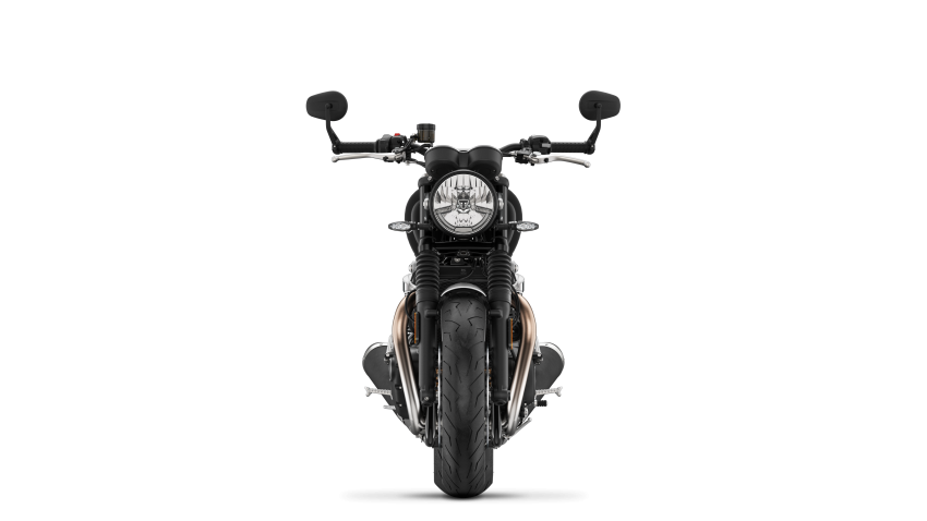 2019 Triumph Speed Twin unveiled – 97 PS, 112 Nm Image #898868