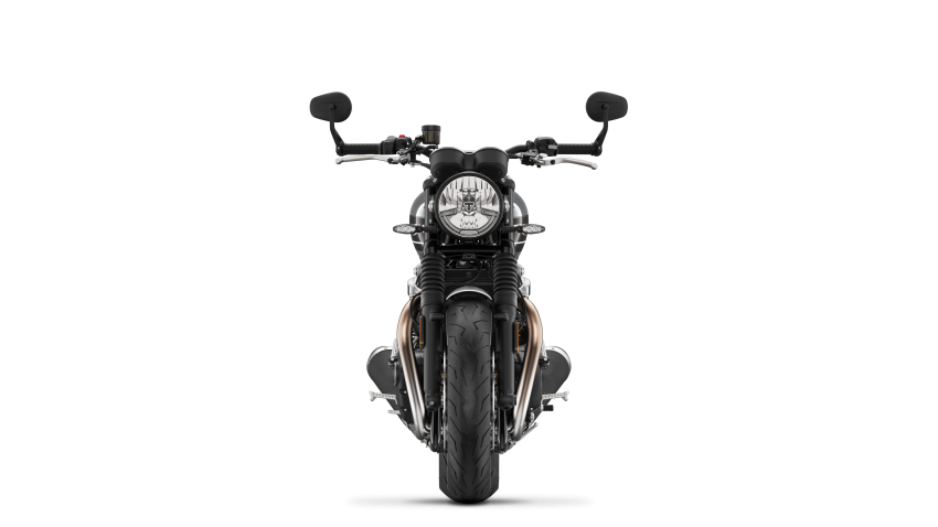 2019 Triumph Speed Twin unveiled – 97 PS, 112 Nm Image #898870