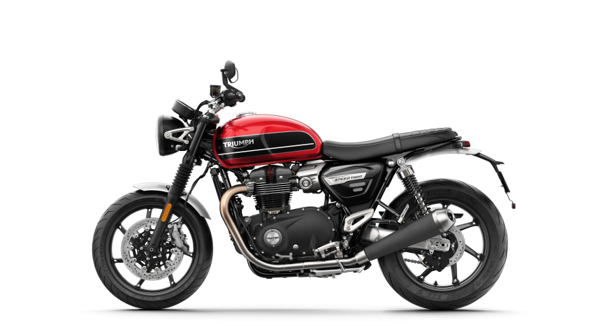 2019 Triumph Speed Twin unveiled – 97 PS, 112 Nm Image #898872