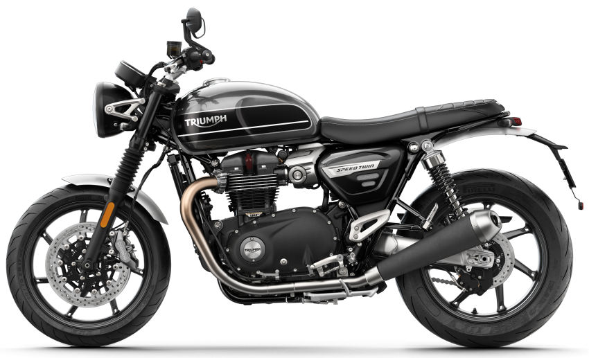 2019 Triumph Speed Twin unveiled – 97 PS, 112 Nm Image #898873