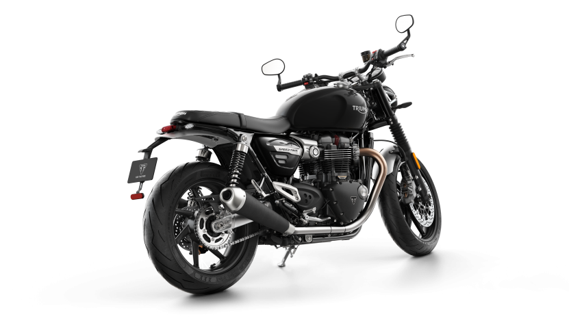2019 Triumph Speed Twin unveiled – 97 PS, 112 Nm Image #898874