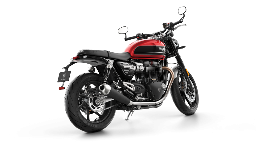 2019 Triumph Speed Twin unveiled – 97 PS, 112 Nm Image #898875