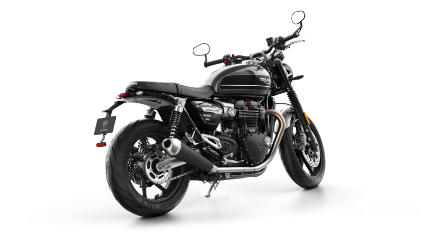 2019 Triumph Speed Twin unveiled – 97 PS, 112 Nm Image #898876