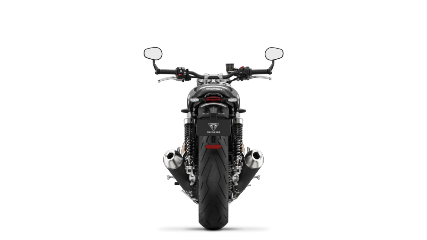 2019 Triumph Speed Twin unveiled – 97 PS, 112 Nm Image #898878