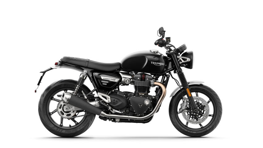 2019 Triumph Speed Twin unveiled – 97 PS, 112 Nm Image #898879