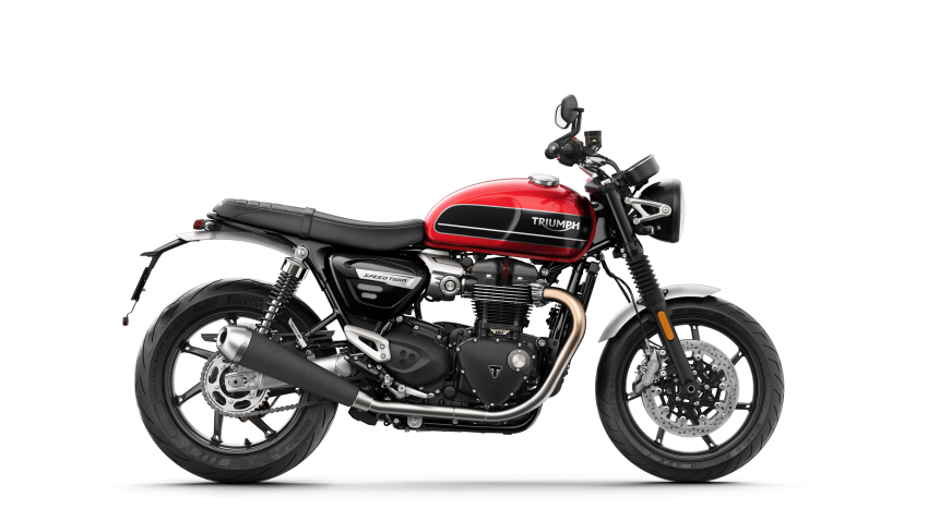 2019 Triumph Speed Twin unveiled – 97 PS, 112 Nm Image #898880