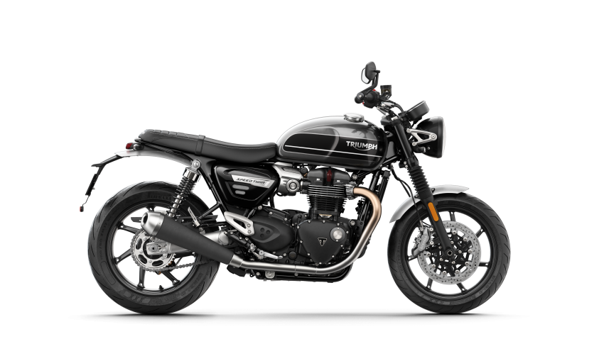 2019 Triumph Speed Twin unveiled – 97 PS, 112 Nm Image #898882