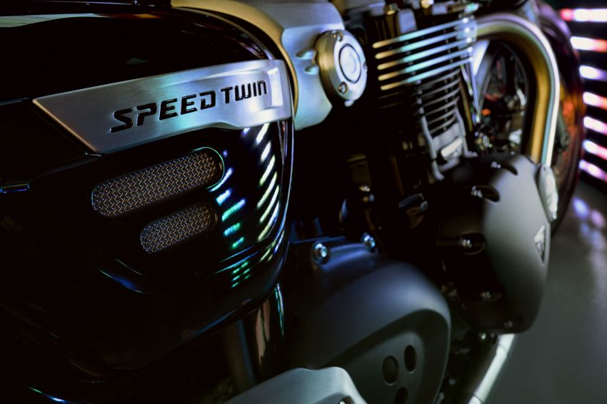 2019 Triumph Speed Twin unveiled – 97 PS, 112 Nm Image #898841