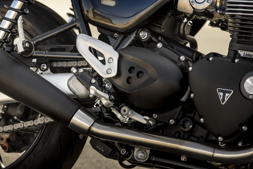 2019 Triumph Speed Twin unveiled – 97 PS, 112 Nm Image #898849