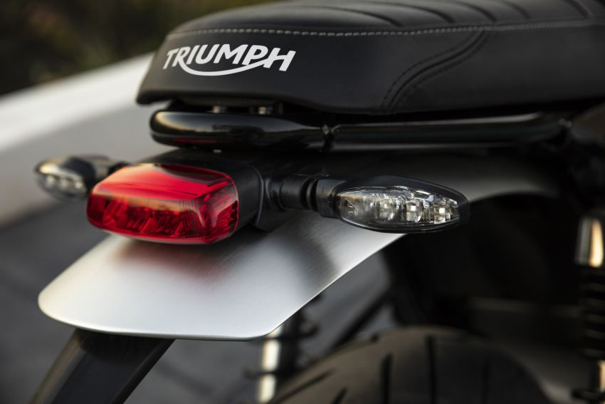 2019 Triumph Speed Twin unveiled – 97 PS, 112 Nm Image #898851