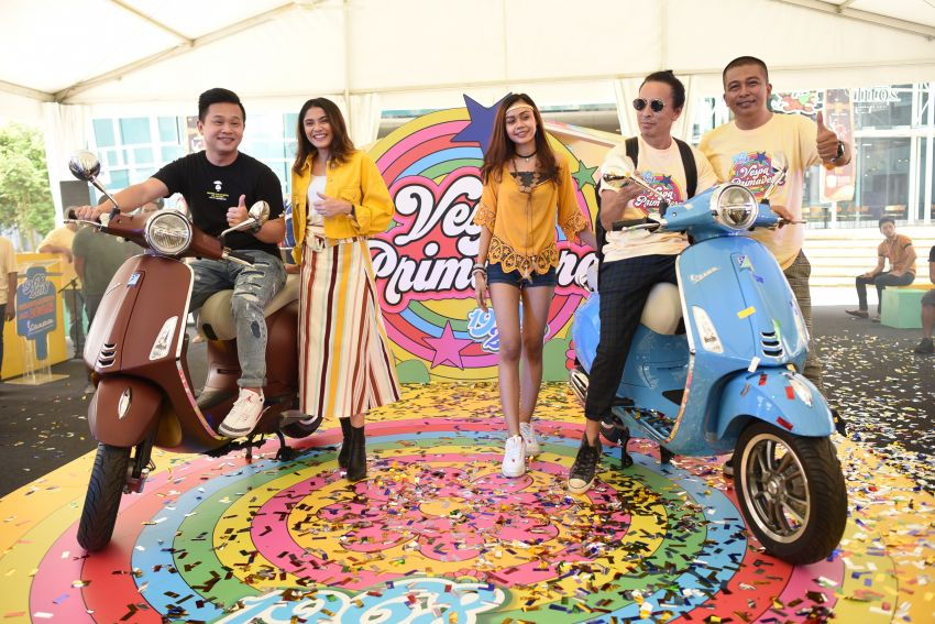 2019 Vespa Primavera 50th Anniversary – RM16,300 Image #904840
