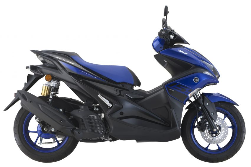 2019 Yamaha NVX in new colours – priced at RM9,988 Image #899482