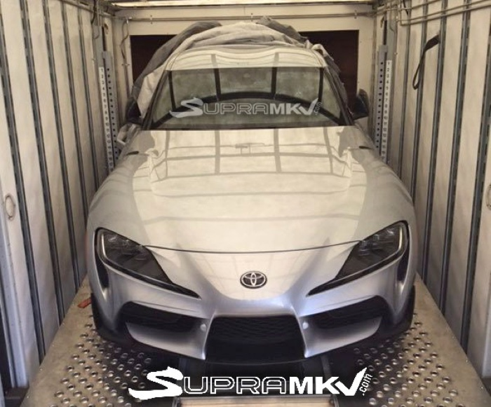 A90 Toyota Supra leaked well ahead of debut next year Image #901722