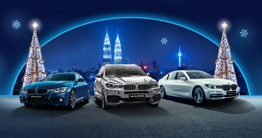 AD: Xtraordinary Xmas deals await you at Auto Bavaria this weekend – great rebates, fun activities and more! Image #901792