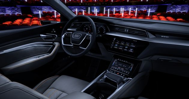 audi immersive in car entertainment to debut at ces 2019. Black Bedroom Furniture Sets. Home Design Ideas