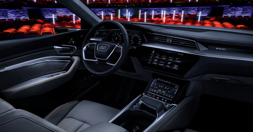 Audi Immersive In-Car Entertainment to debut at CES 2019 – includes mobile movie streaming services! Image #903242