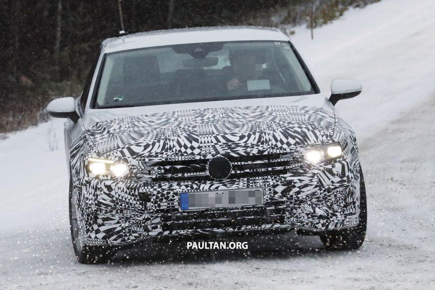 SPYSHOTS: B8 Volkswagen Passat facelift – R-Line? Image #898831