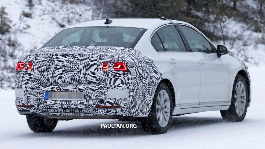 SPYSHOTS: B8 Volkswagen Passat facelift – R-Line? Image #898848