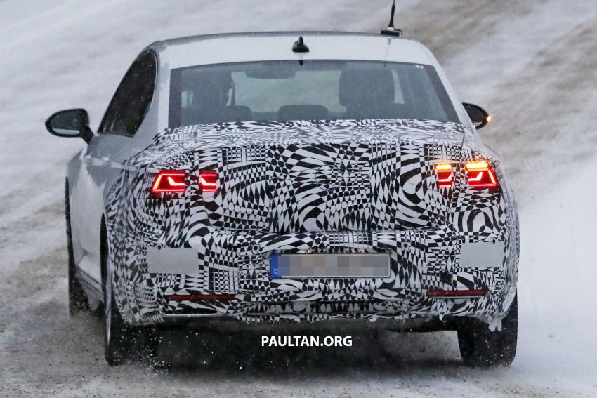 SPYSHOTS: B8 Volkswagen Passat facelift – R-Line? Image #898828