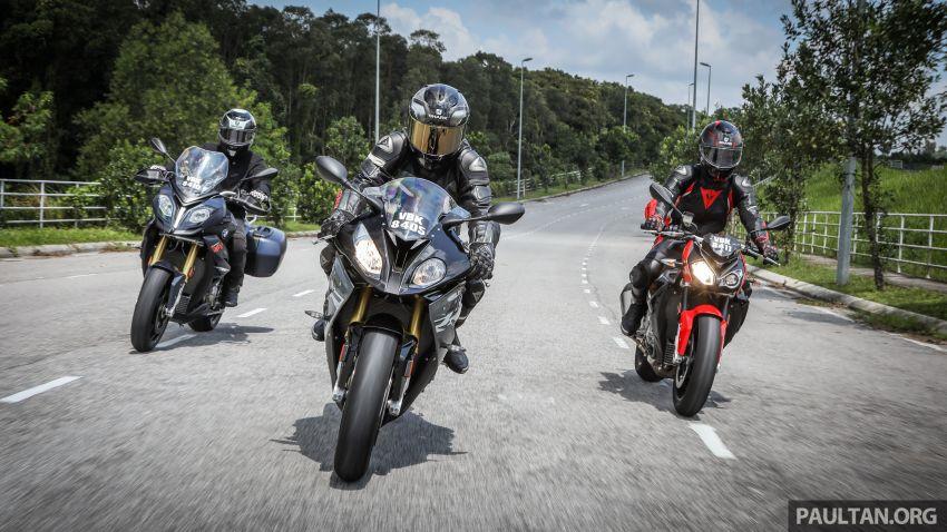 The <em>paultan.org</em> 2018 Top Five bikes – best of the best Image #905633
