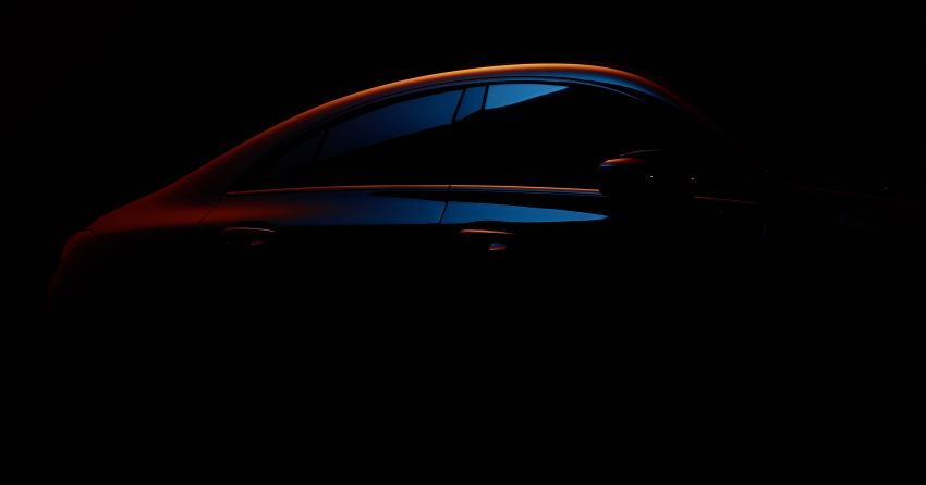 C118 Mercedes-Benz CLA to debut at CES 2019, Jan 8 Image #903230