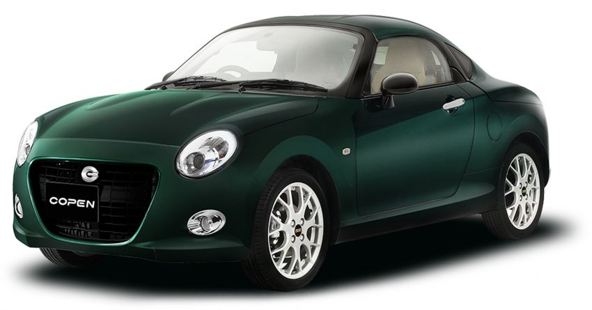 Daihatsu Copen Coupe goes on sale – only 200 units Image #904520