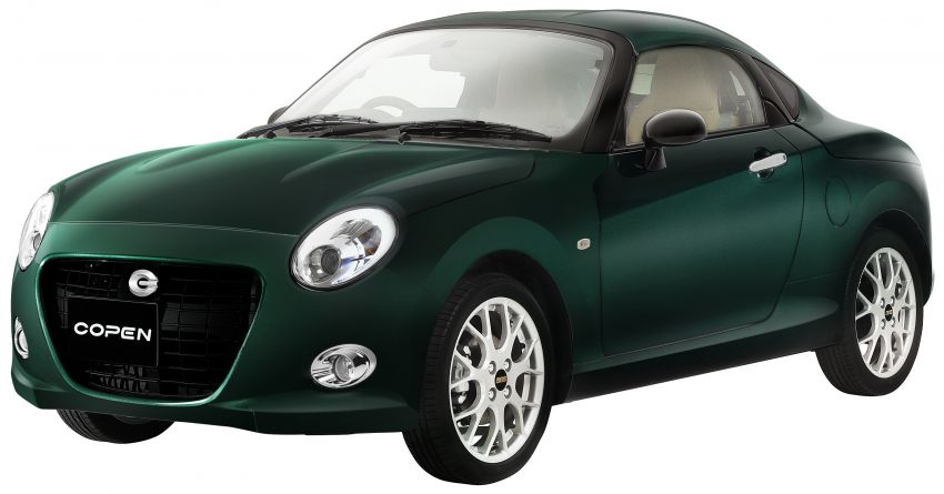 Daihatsu Copen Coupe goes on sale – only 200 units Image #904521