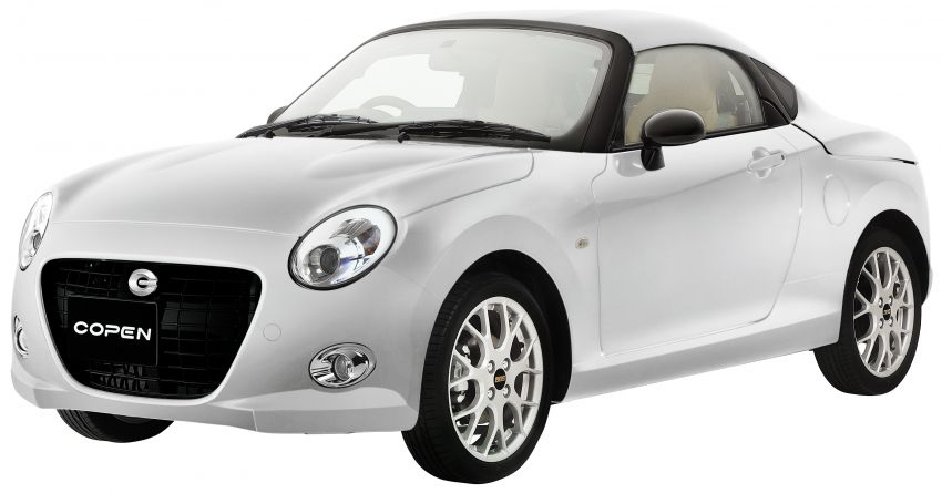 Daihatsu Copen Coupe goes on sale – only 200 units Image #904522